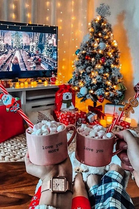 Great Ideas to Have a Hot Christmas Cup This Christmas! - Page 43 of 46 - newyearlights. com christmas decor ideas;christmas mugs;christmas mugs vinyl;mugs; Christmas Cup, Merry Little Christmas, Christmas Photos, Winter Christmas, Christmas Crafts, Christmas Jewelry, Christmas Tumblr, Christmas Kitchen, Christmas Movies