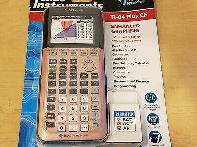 Texas Instruments Ti 84 Plus Ce Color
