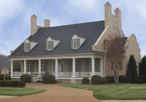 William E Poole Designs Marshlands Country Style House Plans House Plans Modern Farmhouse Plans