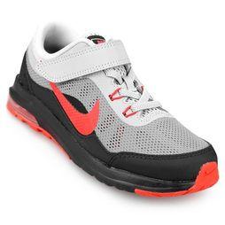 Zapatillas Nike Air Max Dynasty 2 PS Infantil Gris+Rojo