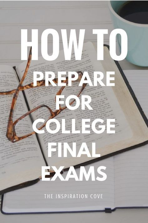 How To Get An A On Your Final Exam