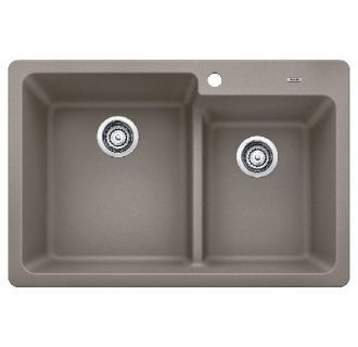Blanco 442090 Double Bowl Kitchen Sink Sink Kitchen Sink
