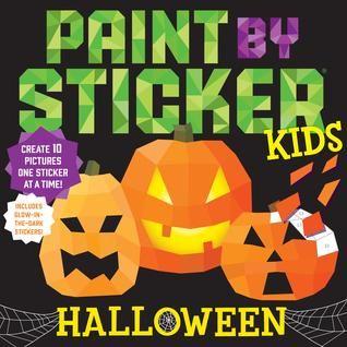 Halloween 2020 Read Online Paint by Sticker Kids: Halloween by Workman Publishing in 2020