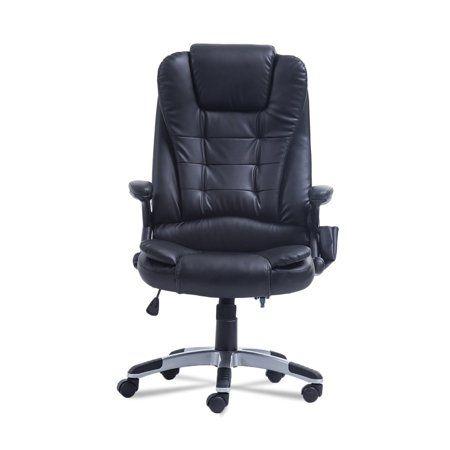 Executive Ergonomic Massage Office Chair Computer Desk Massage