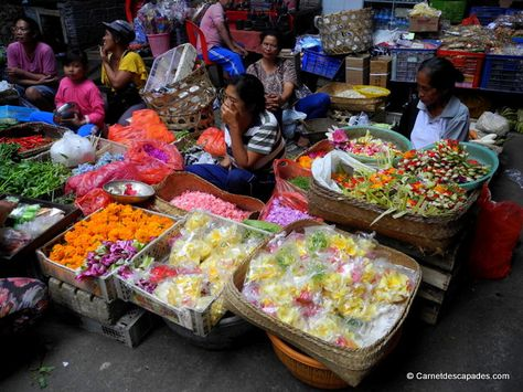 Récit d'un séjour de deux jours à Ubud: balade à vélo dans les rizières, soin au spa, cours de cuisine et découverte de bonnes adresse...
