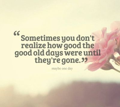Relive Sweet Memories with with These Good Old Days Quotes - EnkiQuotes |  Good memories quotes, Memories quotes, Old friend quotes