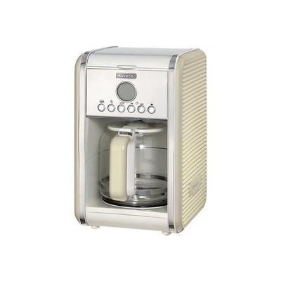 Ariete 1342 1 Cafetiere Filtre Vintage Beige Machine A Cafe Cafe A L Ancienne Et Cafetiere