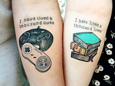 110 Wonderful Pictures Of Tattoos For Couples That Will Make You Look Twice | EcstasyCoffee