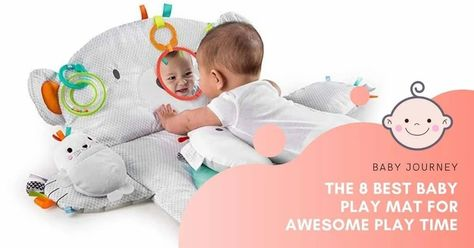 The 8 Best Baby Play Mat in 2021 For Awesome Play Time