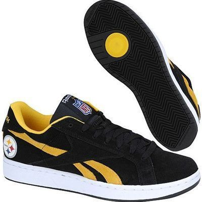 Reebok Interfusion Sneaker Shoes - Pittsburgh Steelers