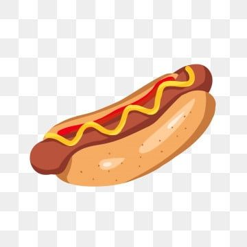Cartoon Food Hot Dog Sausage Hot Dog Clipart Food Nutritious Food Png Transparent Clipart Image And Psd File For Free Download Hot Dogs Hot Dog Drawing Grilling Hot Dogs