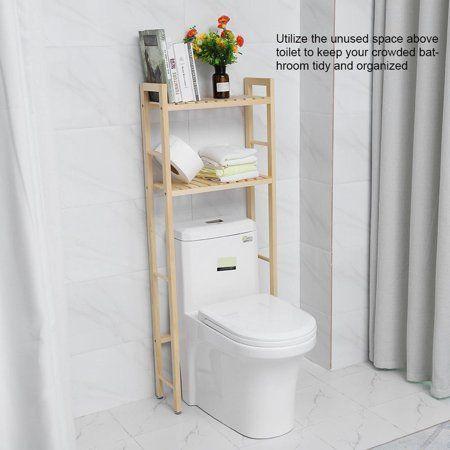 Home In 2020 Bathroom Organisation Toilet Shelves Toilet Storage