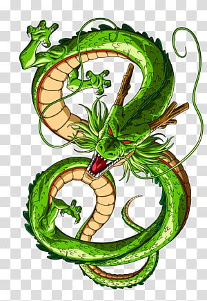 Dragon Ball Z Dragon Illustration Shenron Goku Gohan Vegeta Dragon Ball Dragon Ball Transparent Background Png Cli Dragon Illustration Goku And Gohan Shenron