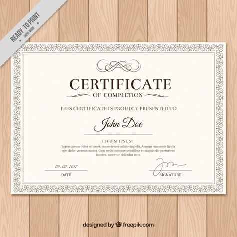 Gift voucher template with market special offer Two side of - certificate layout
