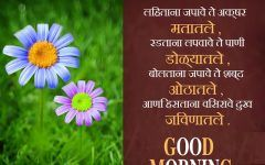 Good Morning Images In Marathi Free Download Good Morning Beautiful Flowers Good Morning Flowers Pictures Good Morning Flowers