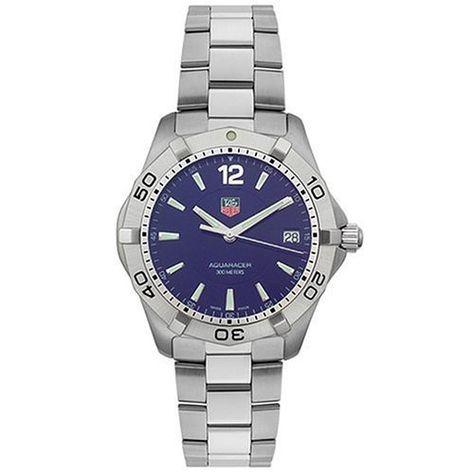 TAG Heuer Men's WAF1113.BA0801 2000 Aquaracer Quartz Watch from TAG Heuer @ TAG-Heuer-Watches .com