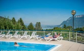 Camping Lac D Annecy Le Panoramic A Sevrier Pres D Annecy Camping Lac Lac Annecy Annecy
