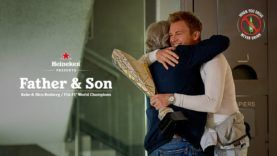 Heineken Father And Son In 2020 Father And Son Tv Commercials Songs