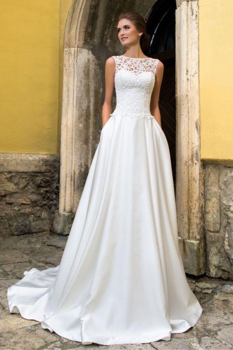 7dfdfe24697d 2016 - elegantné svadobné šaty nba predaj