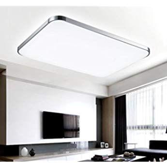 Deckenleuchte Led Panel 120x30cm Led Lampe Warmweiss 40w 3200lm 3000k Wandlampe Fur Kinderzimmer Wohnzimmer Schlaf Einbauleuchten Deckenlampe Led Deckenleuchte