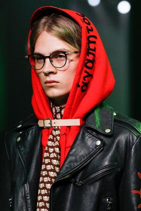 Gucci Spring 2017 Menswear Fashion Show Details