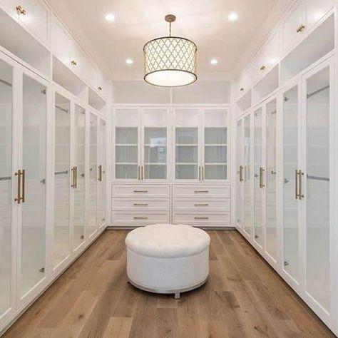 Master Walk-In Closet Design Ideas and Inspiration | Caroline on Design