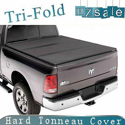 Sponsored Ebay For 2015 2018 Ford F 150 8 Ft 96inch Long Bed Lock Hard Tri Fold Tonneau Cover Tonneau Cover Tri Fold Tonneau Cover Truck Covers