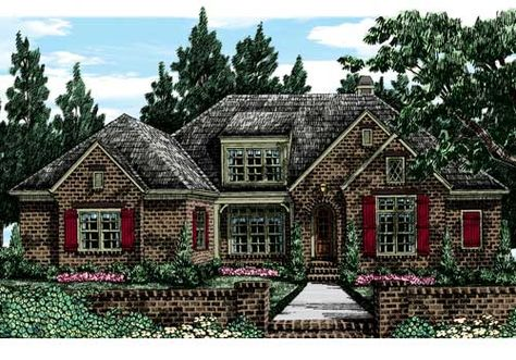 Home Plans And House Plans By Frank Betz Associates Cottage House Plans Cottage Floor Plans Country House Plans