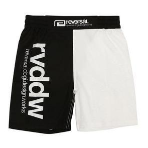 Scramble Rival Shorts Black No-Gi Grappling BJJ MMA Fight Jiu Jitsu
