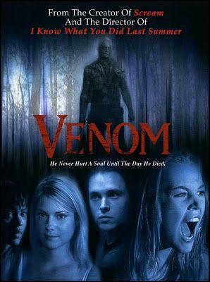 El Oscuro Rincon Del Terror Envenenados Venom Peliculas De Terror Peliculas Completas Carteles De Peliculas