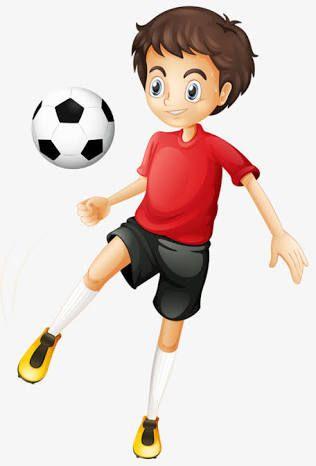 Resultado De Imagem Para Jogador De Futebol Png Desenho Desenhos De Profissoes Personagem Em 3d Evangelizacao Infantil