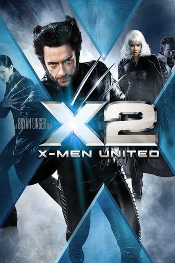 Hd Cuevana X2 Pelicula Completa En Espanol Latino Mega Videos Linea Wolverine Movie X Men Blu Ray Movies