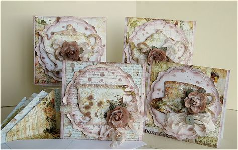Make this beautiful stationery set with the Cricut