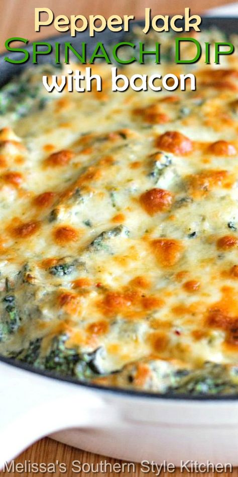 Easy Cooking, Cooking Recipes, Healthy Recipes, Appetizers For Party, Appetizer Recipes, Easy Appetizer Dips, Mexican Food Recipes, Mexican Spinach Dip Recipe, Mexican Dishes