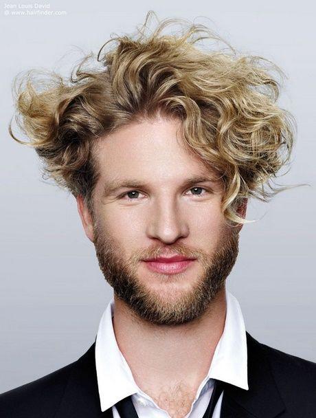 Welliges Haar Mann Frisuren Jungs Frisuren Haare Manner Frisuren