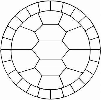 Image Result For Ninja Turtle Template Printable Turtle Outline