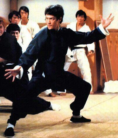A Furia Do Dragao Artes Marciais Bruce Lee Marcial