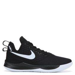 Nike Lebron Witness Iii Basketball Shoe Black Red Mens Nike Shoes Fresh Shoes Workout Shoes