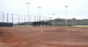 Baseball Field At Wear Farm City Park On Wears Valley Road In Pigeon Forge Pigeon Forge Attractions Valley Road Scenic Roads