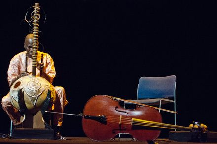 T S A Denies Opening Instrument Case After Musician Says His Kora Was In Pieces New World Instruments Musician