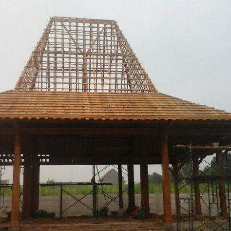 Jati Mulya Indah Grub Company Profile Rumah Kayu Arsitektur Rumah
