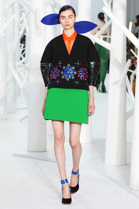 Delpozo New York Fashion Week, Herbst-/Wintermode