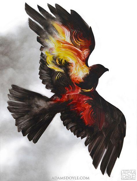Adam S Doyle, paintings - ego-alterego.com