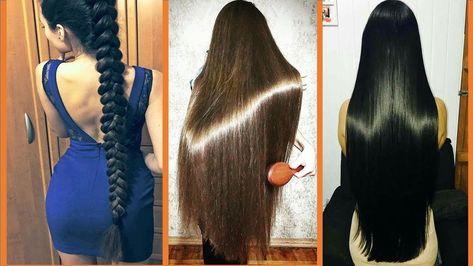 TREMENDOUS HAIR GROWTH IN 1 WEEK | THICK HAIR | SHINY HAIR | LONG HAIR | Natural Home Remedies