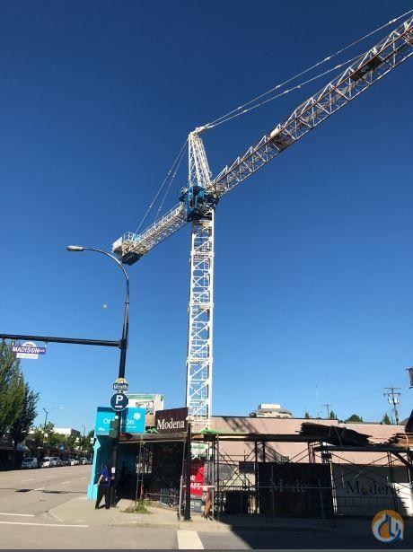 Pecco PC1600 Tower Crane for Sale | Cranes for Sale | Cranes for
