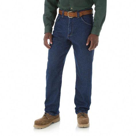 Wrangler Riggs Workwear Mens Big /& Tall Cool Vantage Five Pocket Jean