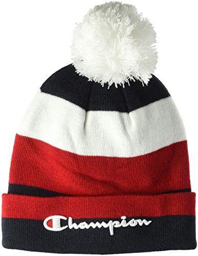 09e576a99 Great for Champion LIFE Men's Script Knit Pom. [$20.00 - 34.33 ...