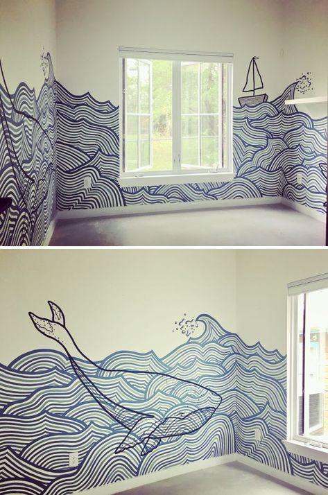 Murals - Nursery Mural