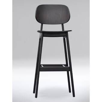 Wondrous Mistana Zinab 30 Bar Stool Reviews Wayfair Gamerscity Chair Design For Home Gamerscityorg