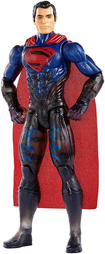 Dc Comics Stealth Suit Superman Action Figure Deluxe 12 Scale Justice League Action Figure True To Movie Superman Action Figure Superman Figure Stealth Suit